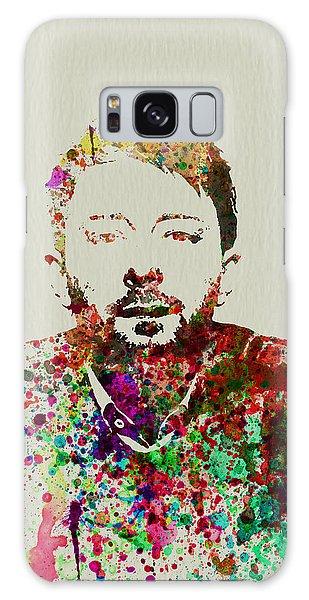 Celebrity Galaxy Case - Thom Yorke by Naxart Studio