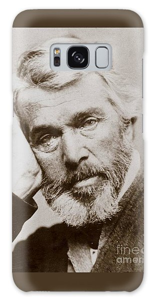 Thomas Carlyle Galaxy Case by Pg Reproductions