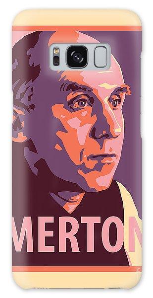 Thomas Merton - Jltme Galaxy Case