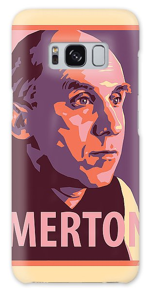Thomas Merton - Jltme Galaxy Case