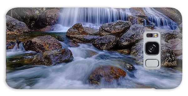 Thompson Falls, Pinkham Notch, Nh Galaxy Case