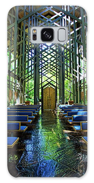 Thorncrown Chapel Serenity Galaxy Case