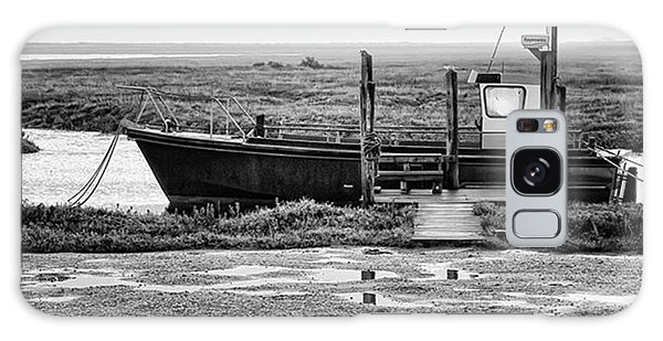 Transportation Galaxy Case - Thornham Harbour, North Norfolk by John Edwards