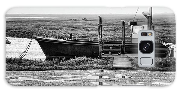 Thornham Harbour, North Norfolk Galaxy Case