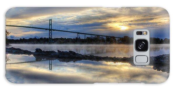 Thousand Islands Bridge Galaxy Case