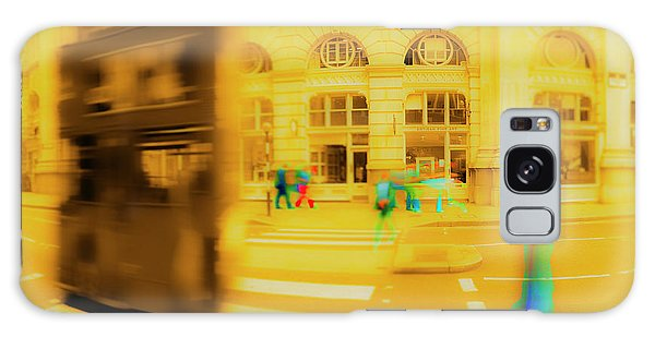 Threadneedle Street Galaxy Case