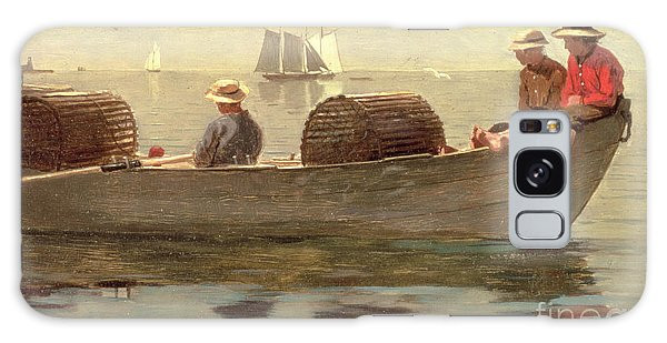 Reflections Galaxy Case - Three Boys In A Dory by Winslow Homer