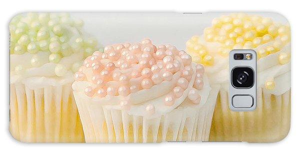 Three Cupcakes Galaxy Case