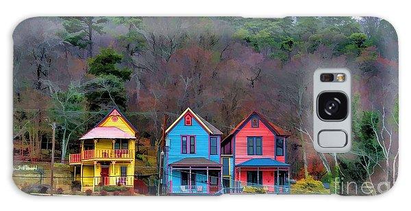 Three Houses Hot Springs Ar Galaxy Case