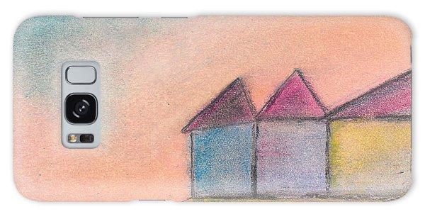 Three Houses Galaxy Case