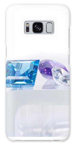 Three Jewel Galaxy Case