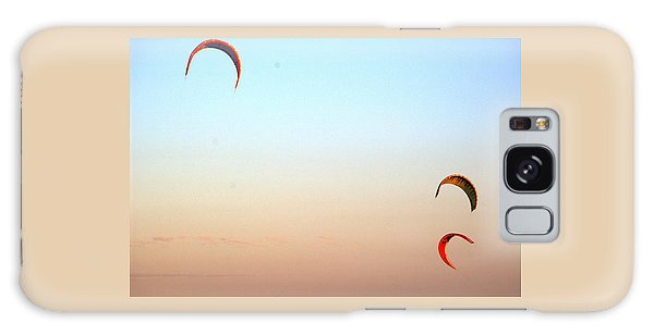 Three Kites  Galaxy Case