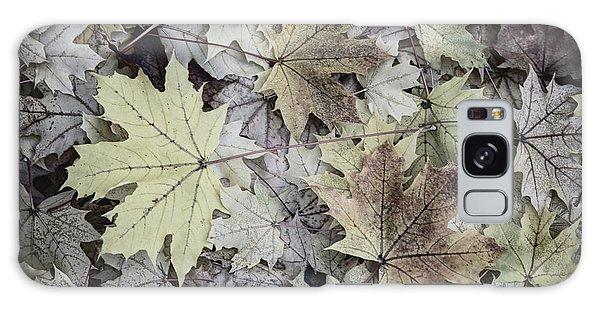 Three Leaves Galaxy Case