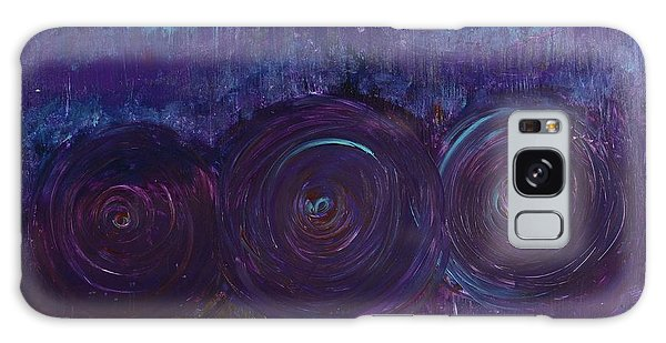 Three Mandalas Galaxy Case
