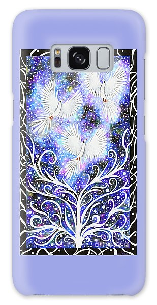 Three Messengers Galaxy Case
