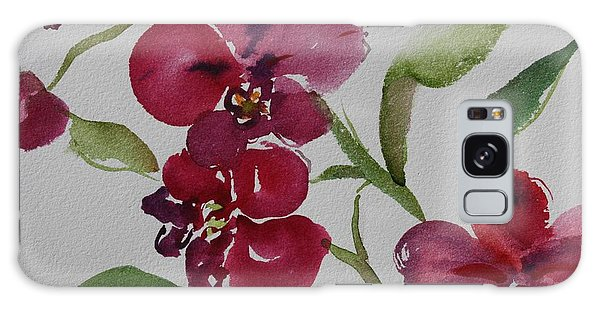 Three Orchids Galaxy Case
