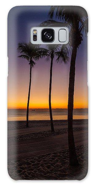 Three Palms Galaxy Case