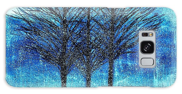 Three Trees  Galaxy Case