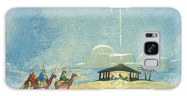 Bethlehem Galaxy Case - Three Wise Men by David Cooke