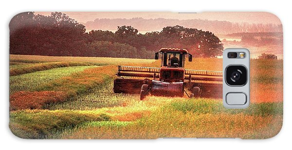 Swathing On The Hill Galaxy Case