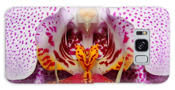Throat Of An Orchid Galaxy Case