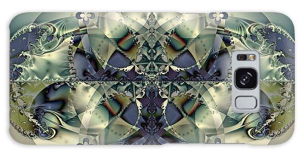 Through A Glass Darkly Galaxy Case by Jim Pavelle