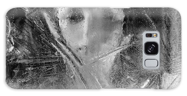 Through A Wintry Window Gaze... Thee Or Me? Galaxy Case