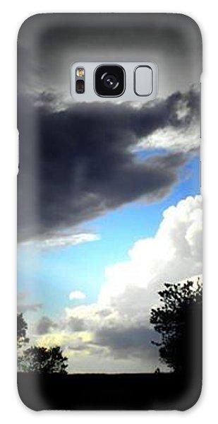 Through God's Window Galaxy Case