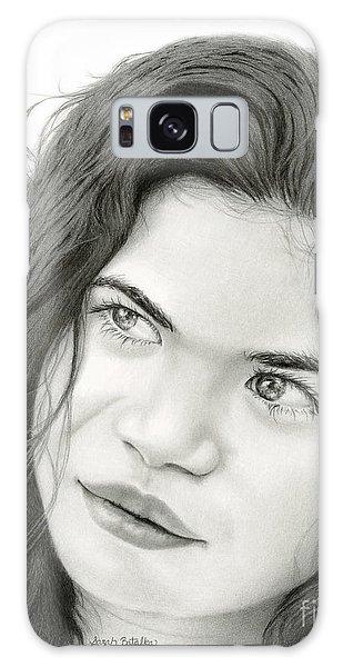 Beautiful Girl Galaxy Case - Through Juliet's Eyes by Sarah Batalka
