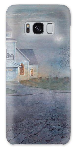 Through The Fog Galaxy Case by T Fry-Green