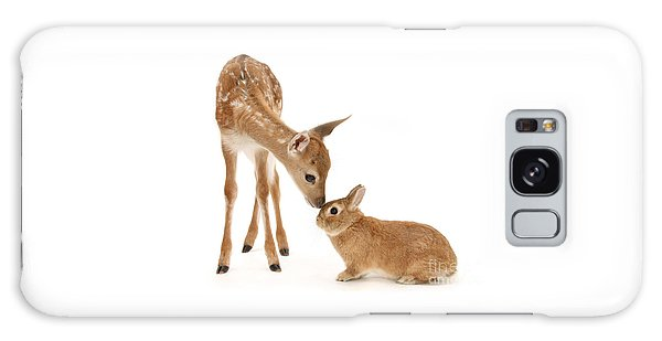 Thumper And Bambi Galaxy Case