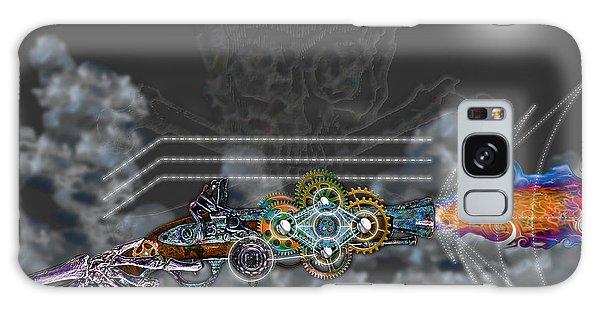 Thunder Gun Of The Dead Galaxy Case by Iowan Stone-Flowers