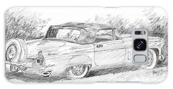 Thunderbird Sketch Galaxy Case