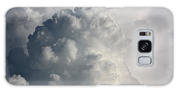 Thunderhead Clouds Galaxy Case