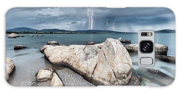 Thunderstorm  Galaxy Case