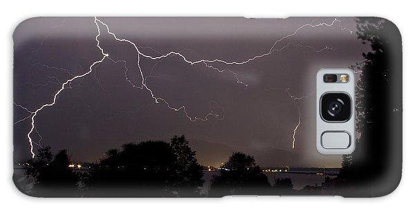 Thunderstorm II Galaxy Case