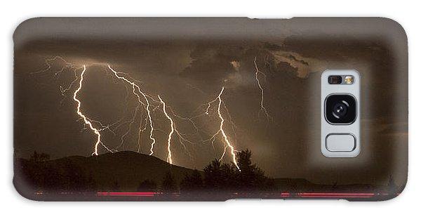 Thunderstorm IIi Galaxy Case