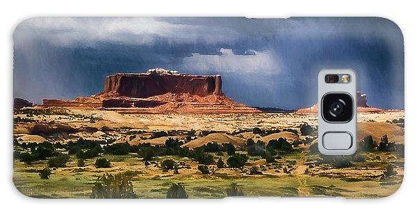 Thunderstorms Approach A Mesa Galaxy Case