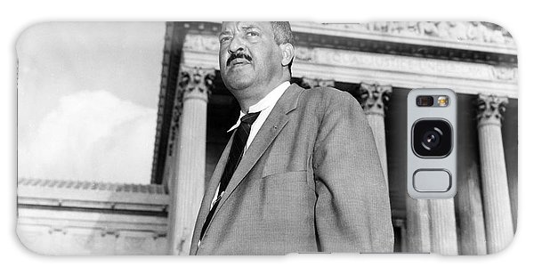 Washington D.c Galaxy Case - Thurgood Marshall by Granger