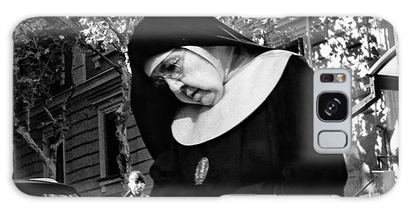 Religious Galaxy Case - 'thursday' Morning Creeping Like A by Rafa Rivas