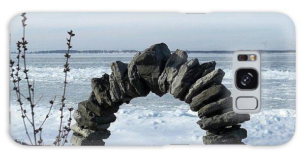 Tibbetts Point Arch Galaxy Case