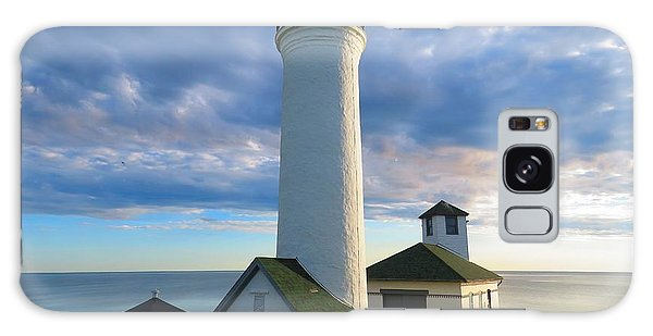 Tibbetts Point Lighthouse In June Galaxy Case