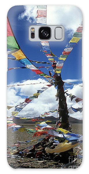 Tibet_304-8 Galaxy Case