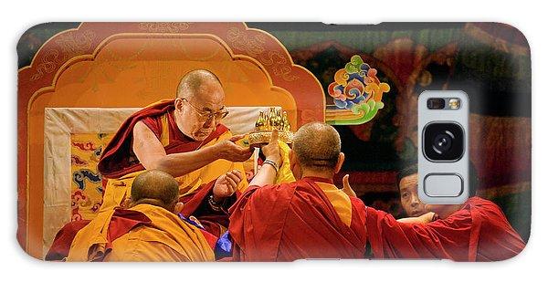 Tibetan_d124 Galaxy Case