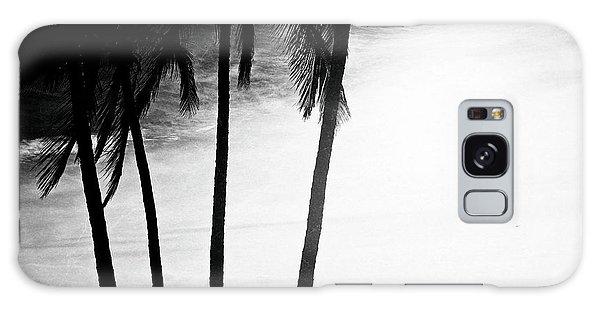 Ticla Palms Galaxy Case