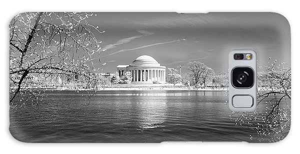 Tidal Basin Jefferson Memorial Galaxy Case