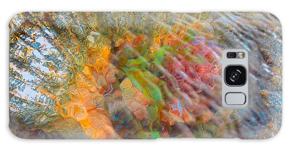 Tidal Pool And Coral Galaxy Case by Todd Breitling