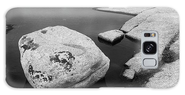 Tide Pool Boulder Galaxy Case