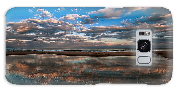 Tide Pool Reflections Galaxy Case by Jim Moore