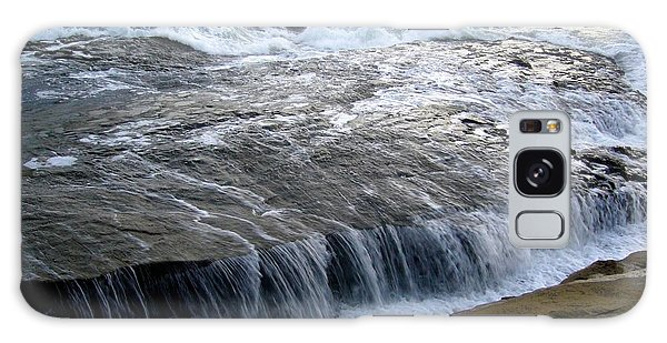 Tide Pools Galaxy Case